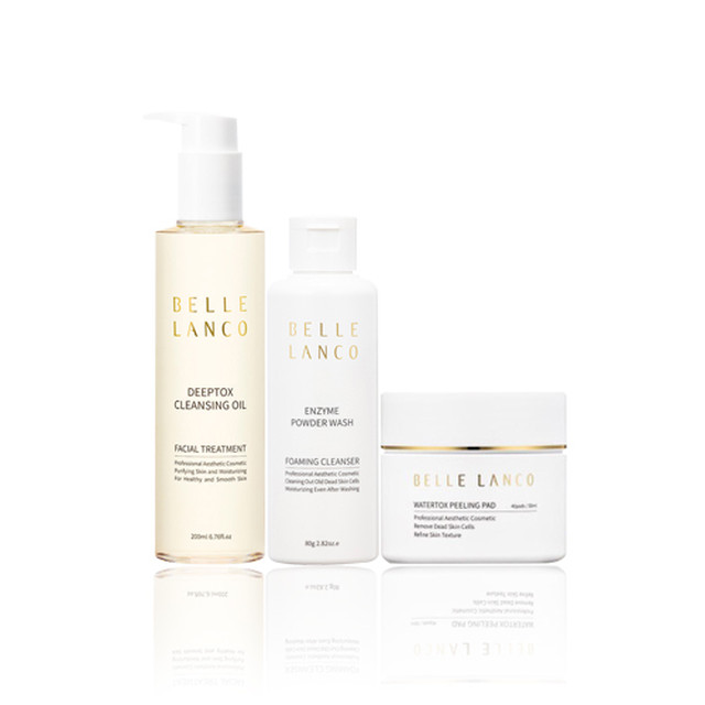 BELLE LANCO - Perfect moisture-cleansing steps Set