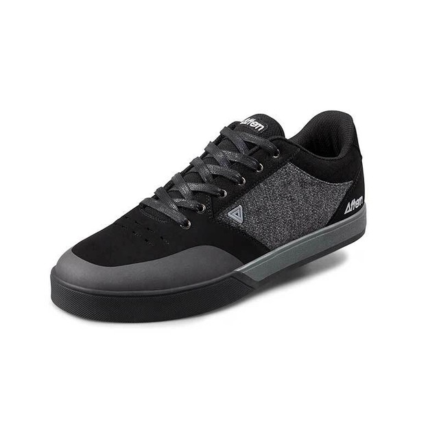 AFTON KEEGAN SHOE  BLACK/HEATHERED