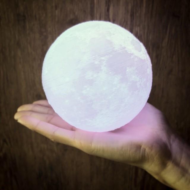 月ドロボー ムーンライト 10cm 手のひらサイズ 16色 リモコン