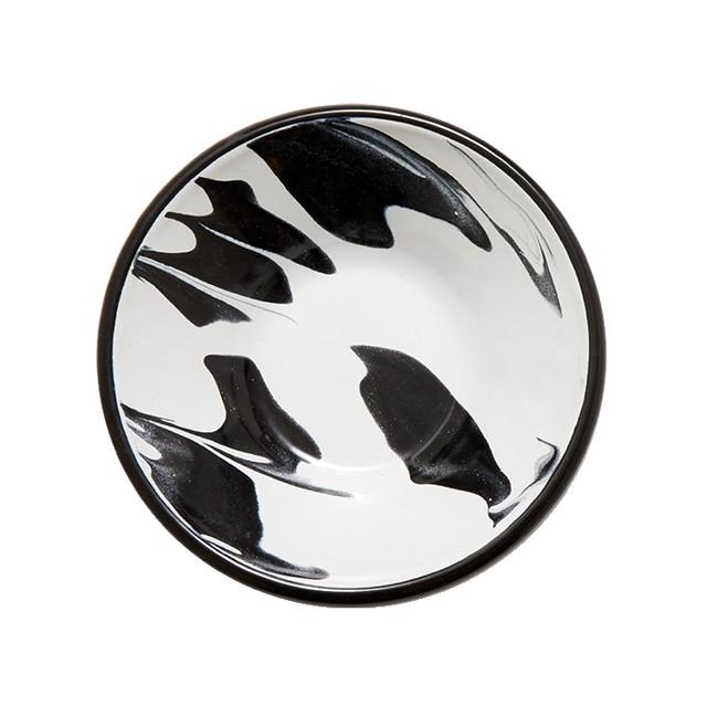 【送料無料対象】BORNN / CLASSIC MARBLE - Bowl - Black