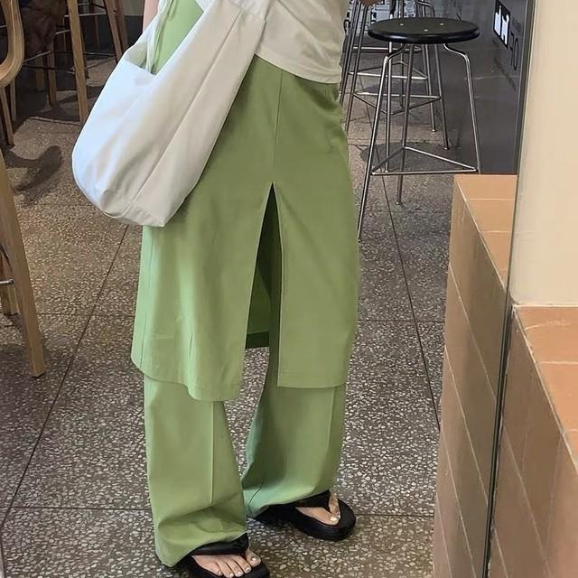 skirt docking pants