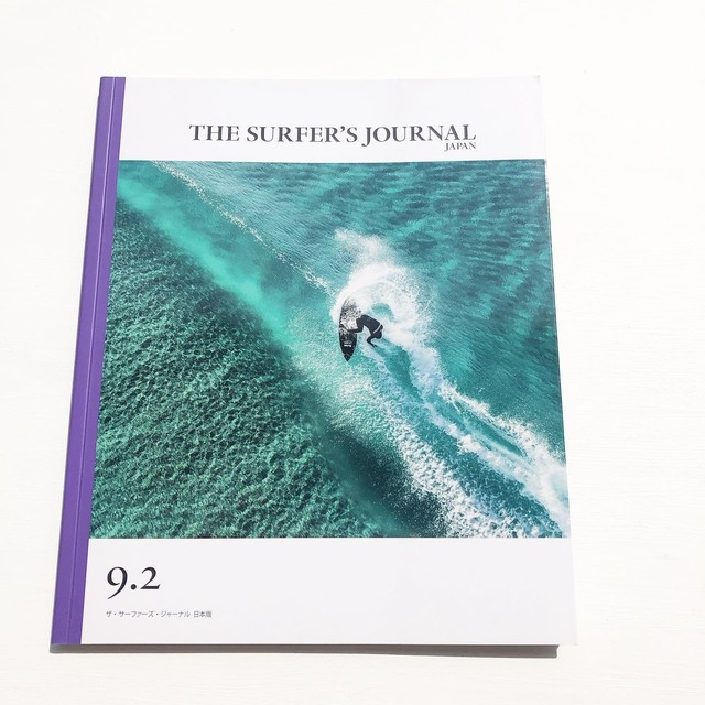 THE SURFER'S JOURNAL JAPAN 9.2