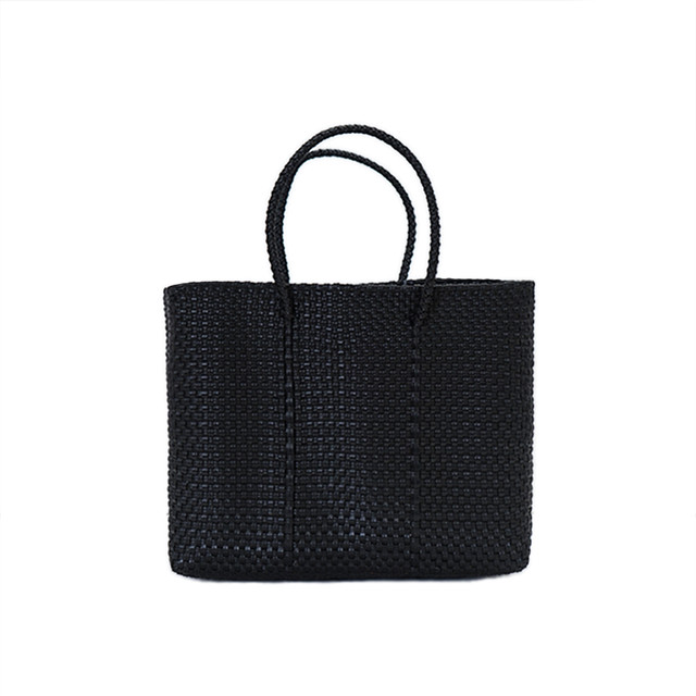 MERCADO BAG MOSAIC CHECK - B(XS)