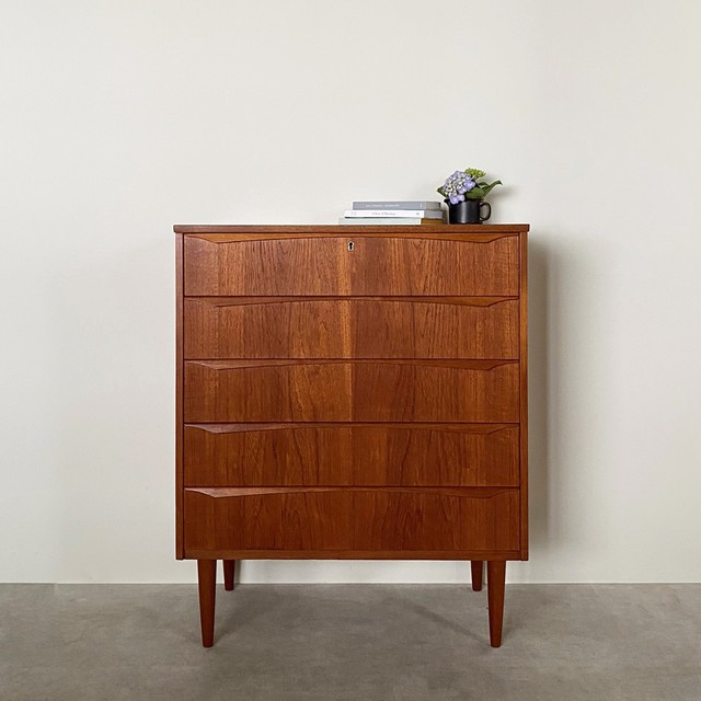 Chest of 5 drawers / 1904-CS012