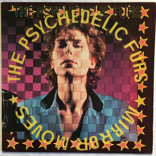 【LP・米盤】The Psychedelic Furs / Mirror Moves