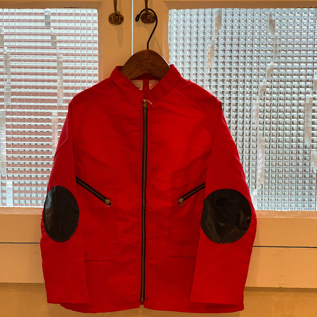 【KIDS】70's red light jacket - French - Size 6 years