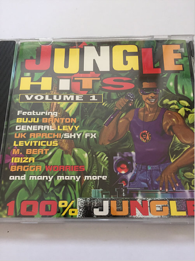 Various - Jungle Hits Volume 1【CD】