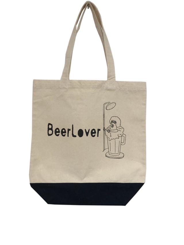 Beer Loverトートバッグ