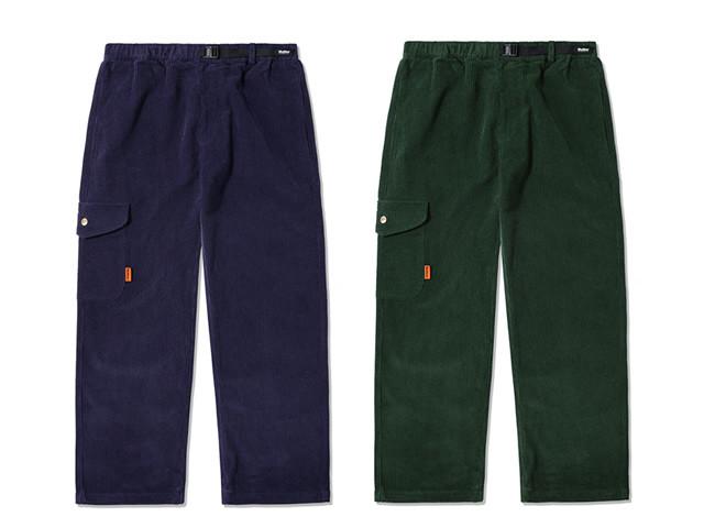 BUTTERGOODS|Digger Corduroy Cargo Pants