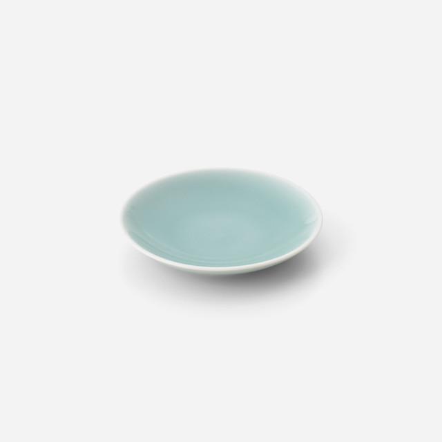 青磁 小皿 (約10.5センチ)