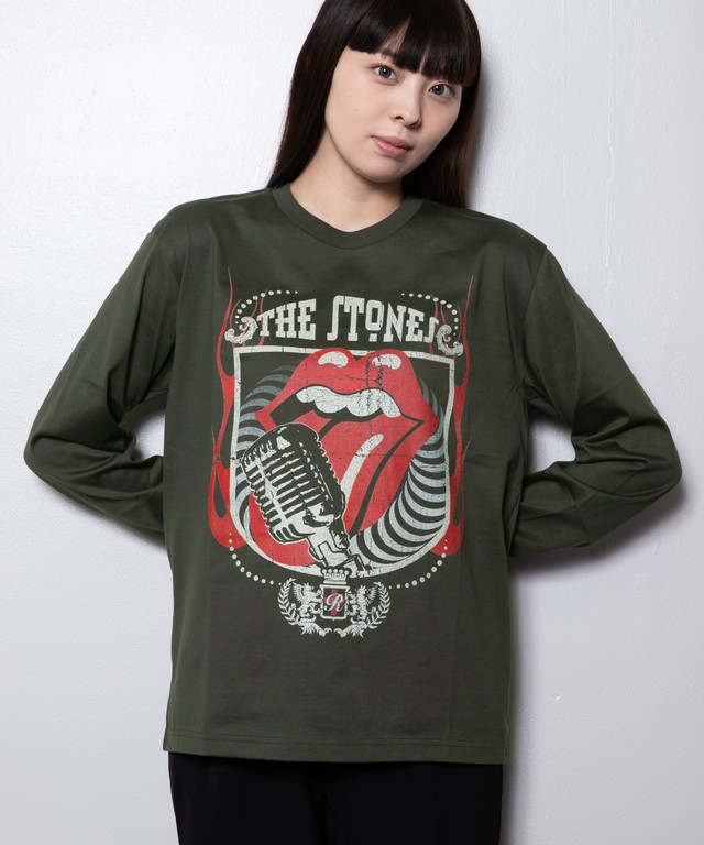 THE ROLLING STONES(ローリング・ストーンズ)ロングスリーブTシャツ