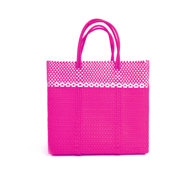 MERCADO BAG DULCES - Pink(S)