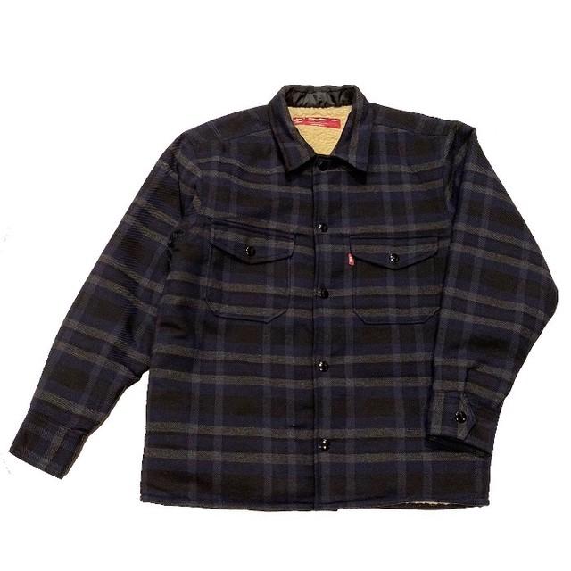 HIDEANDSEEK(ハイドアンドシーク) / BOA CHECK CPO SHIRT JACKET(HJ-090219)(CPOシャツジャケット)