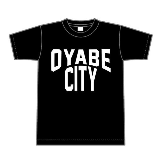 OYABE CITY Tシャツ【小矢部市】