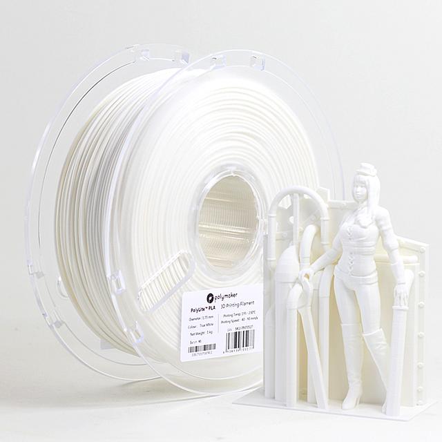 PLAフィラメント Polymaker PolyLite PLA 1.75mm  1000g - メイン画像