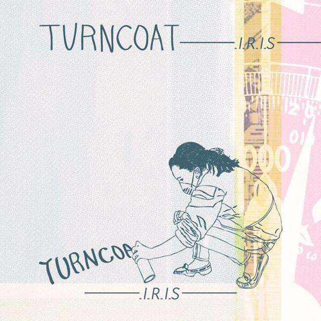 【USED】TURNCOAT「I.R.I.S」