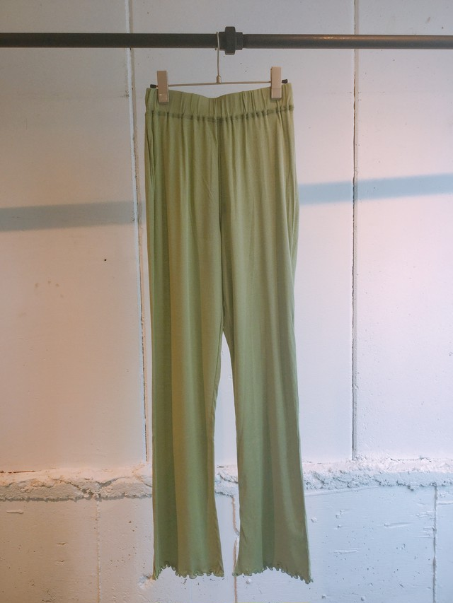 k3&co. YORYU PANTS (GREEN)
