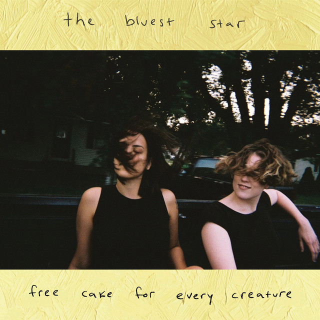 free cake for every creature / the bluest star(Ltd LP)