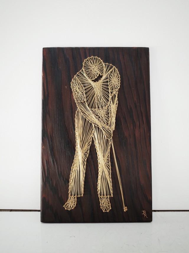 Used Objet golf man