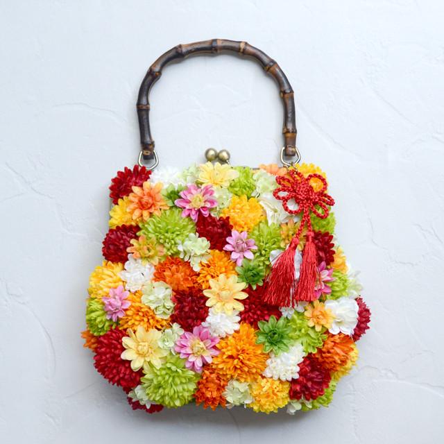 がま口 bouquet