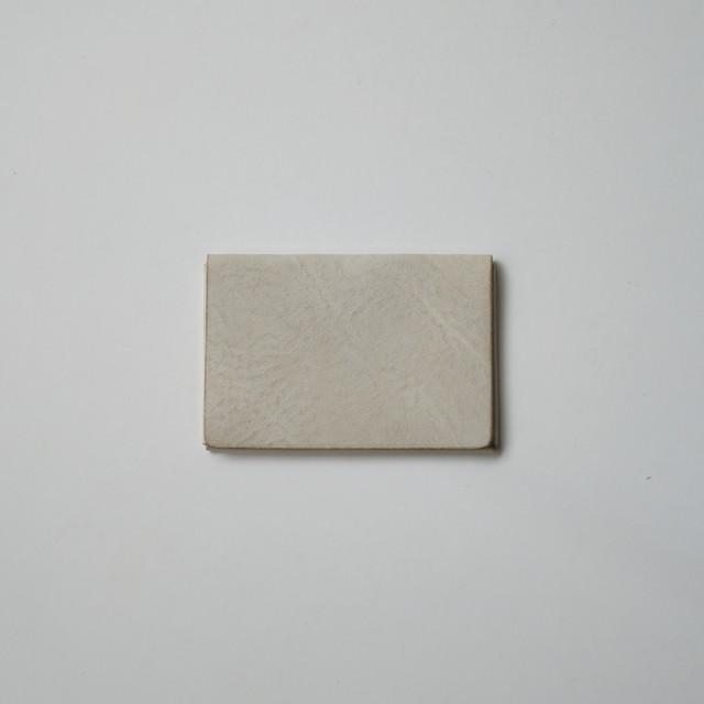 ori cardholder - 名刺入れ - white - ALASKA
