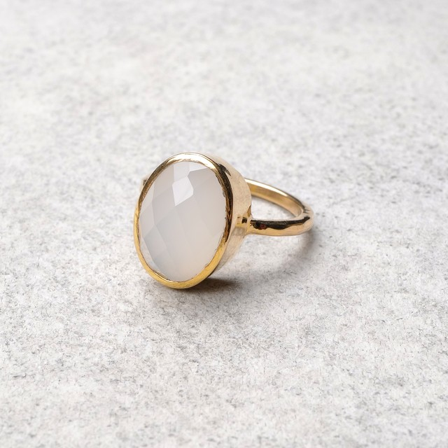 SINGLE STONE NON-ADJUSTABLE RING 141