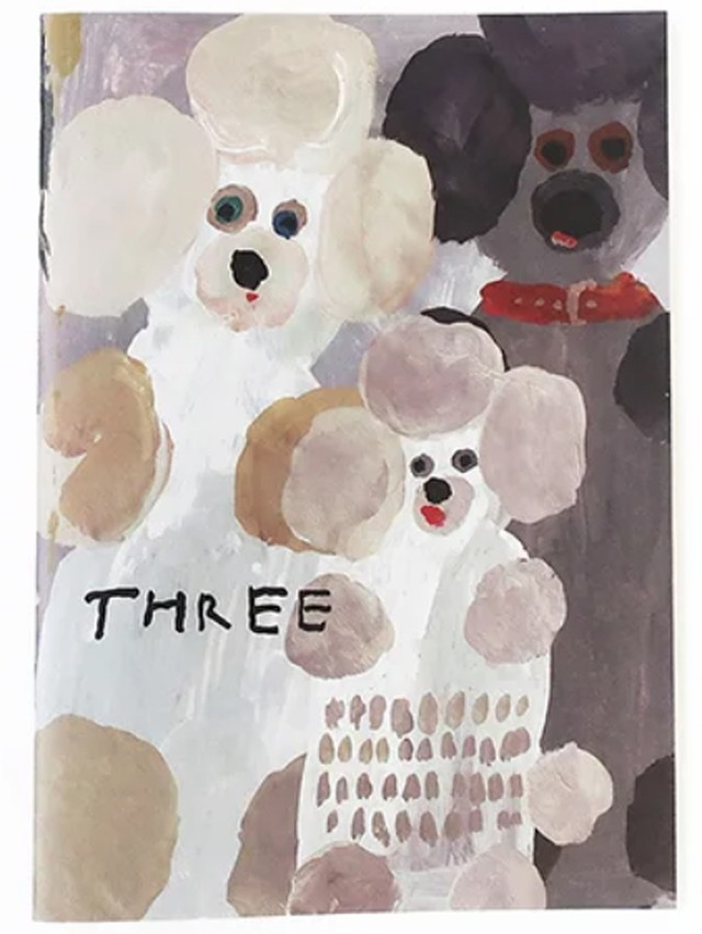 【Mogu Takahashi】ZINE-THREE