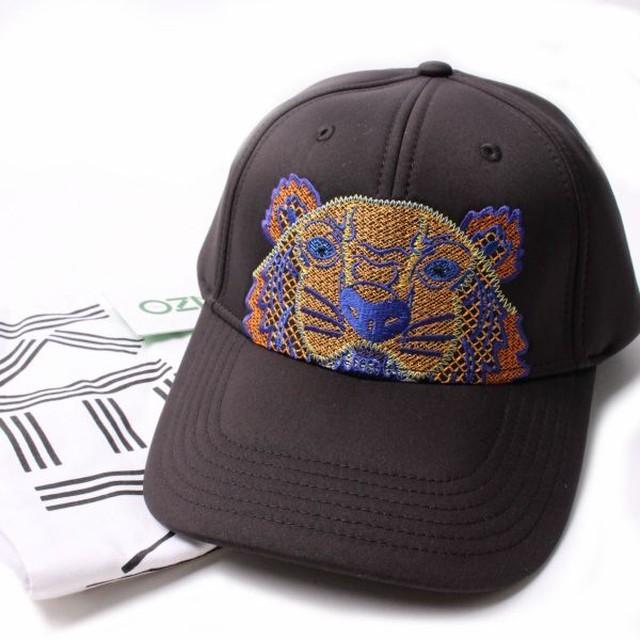 KENZO ケンゾー Tiger キャップ black[全国送料無料] r016428