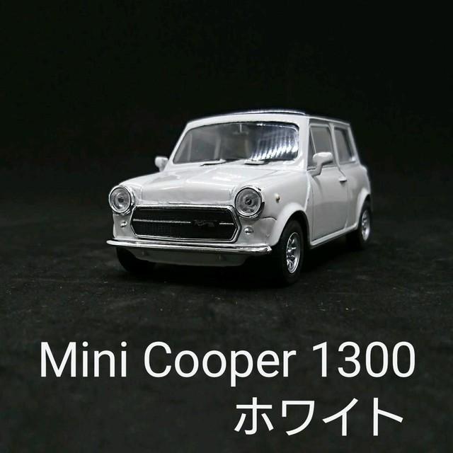 WELLY Mini Cooper 1300