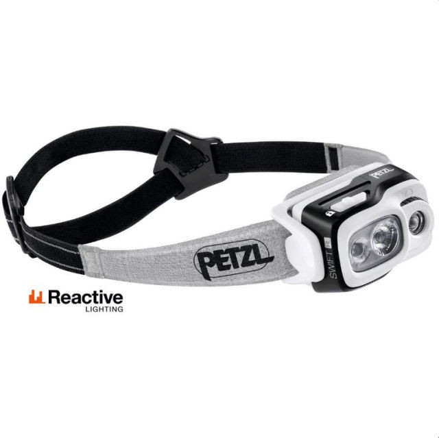【petzl】 SWIFT RL Headlight(Black)