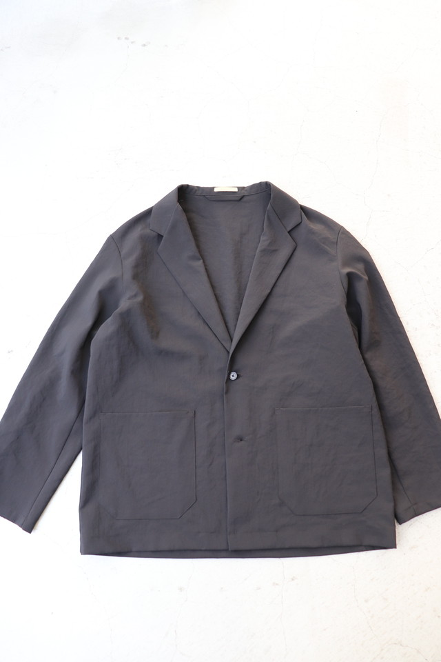 LAMOND 【ラモンド】SHARI JACKET BLACK/CHAMBRAY BLACK