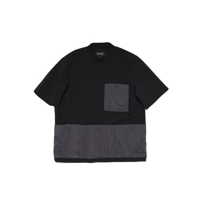 Relaxed Full Pocket Half Tee ハーフスリーブ Tシャツ