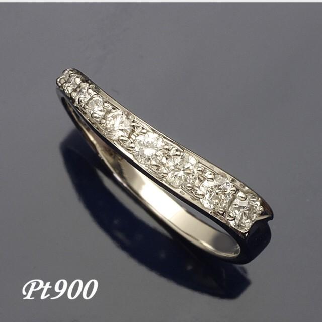 0.3ct プラチナ 900 ダイヤモンド リング 指輪