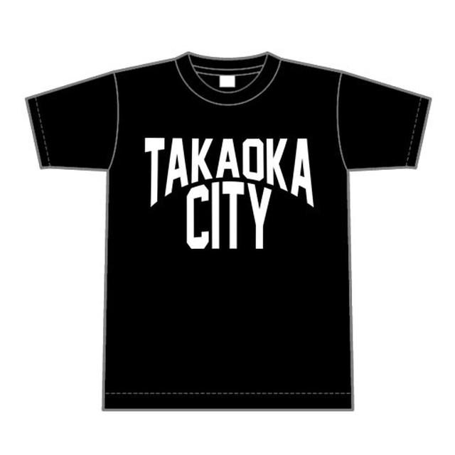 TAKAOKA CITY Tシャツ【高岡市】