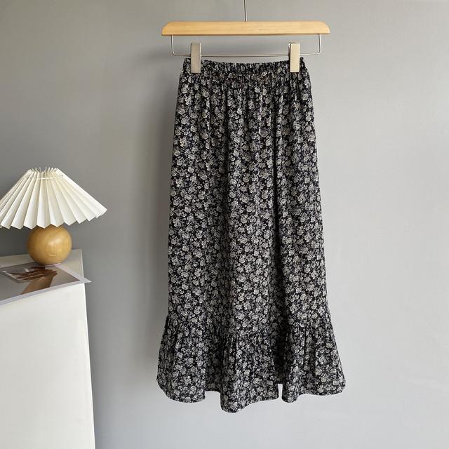 Flower skirt KRE619