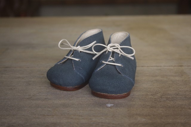 memorial shoes (FOREST-BLUE)