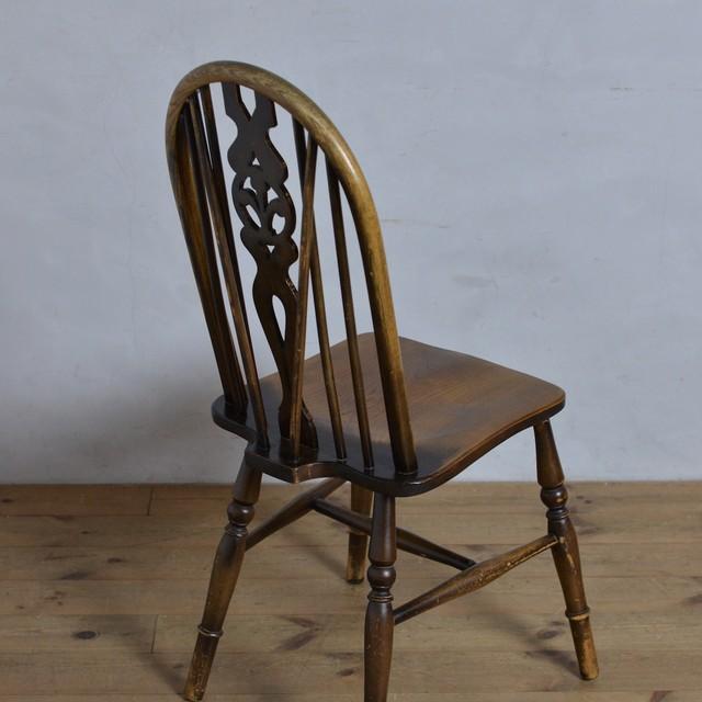 Thistleback Chair 【A】 / シスルバック チェア〈ダイニングチェア・椅子・ウィンザーチェア〉