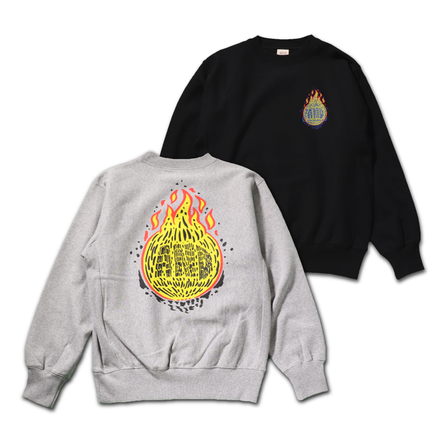 FIRE BALL Sweat