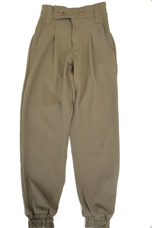 【21AW】ゾジオ(ZOZIO) Cactus Pants [F]khaki
