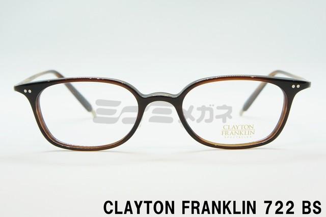 【正規取扱店】CLAYTON FRANKLIN(クレイトンフランクリン) 753 HS/BK
