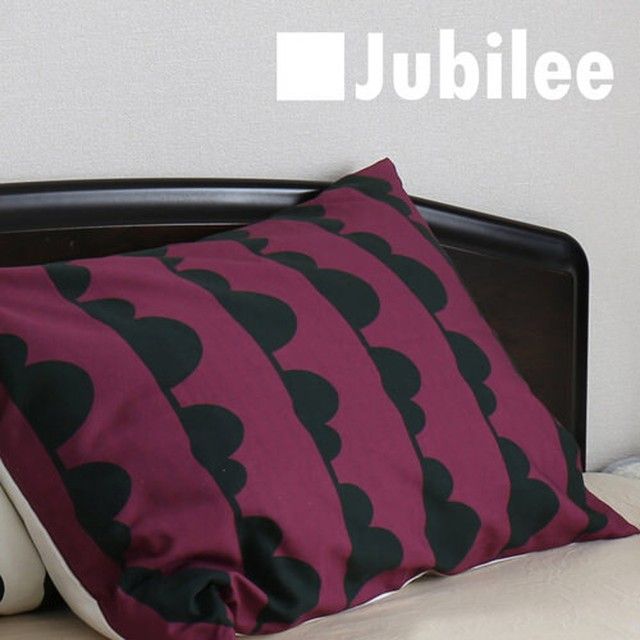 ピローケース ワインクラウドライン 枕カバー