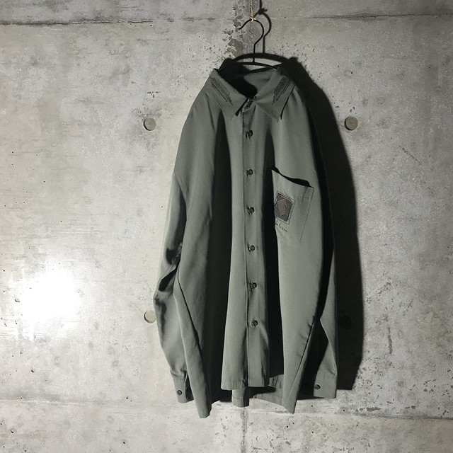 [used]rétro atmosphere shirt