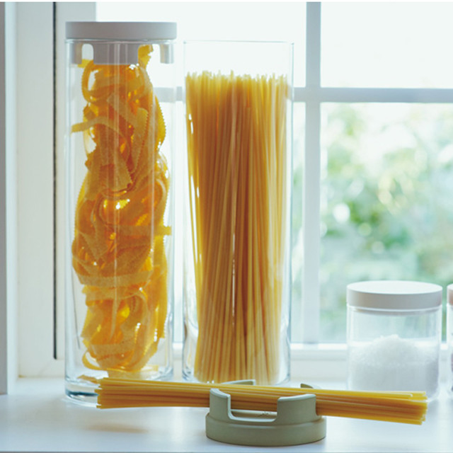 PASTA MEASURE CONTAINER ホワイト soil