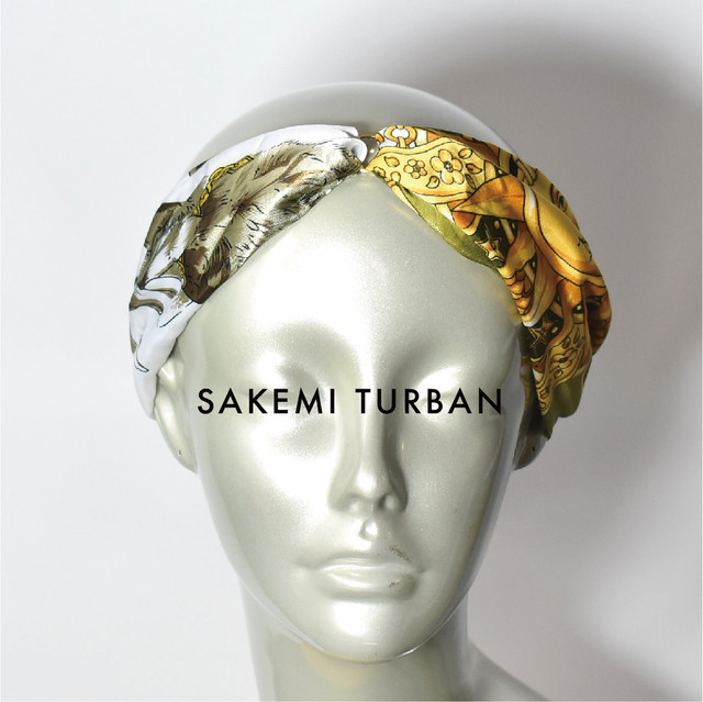 SAKEMI TURBAN / No,10102-2 #4