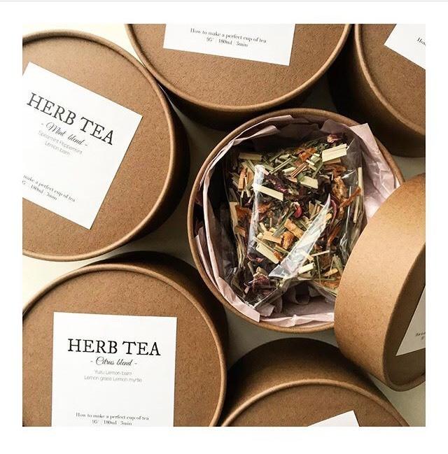 with tea pot (25g × 2)