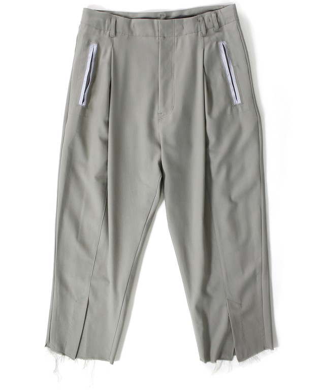 BED J.W FORD   Mint green Trousers