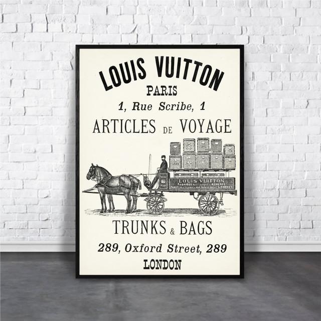 Vintage Poster / 【アートポスター専門店 Aroma of Paris】[AP-000130]