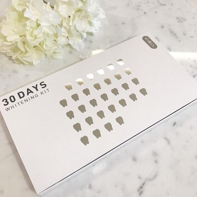 『美歯口』30DAYS WHITENING KIT