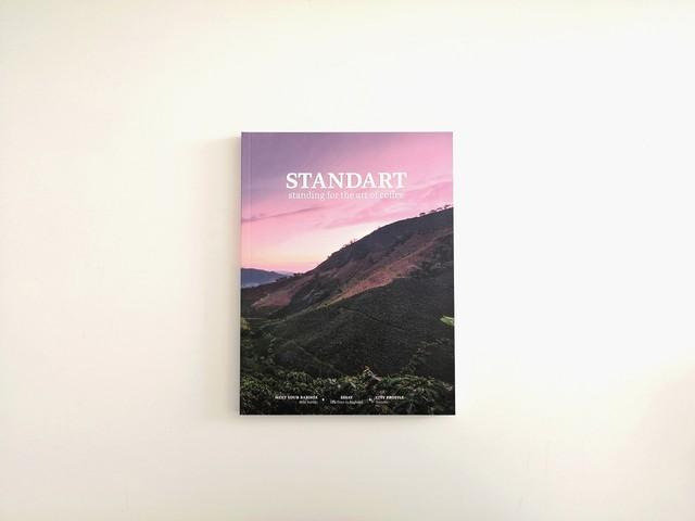 【雑誌】STANDART 第3号