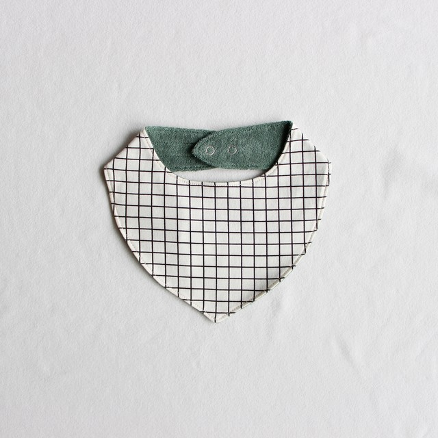 《chocolatesoup》GEOMETRY bib / grid